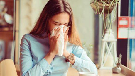 gripes e alergias respiratórias